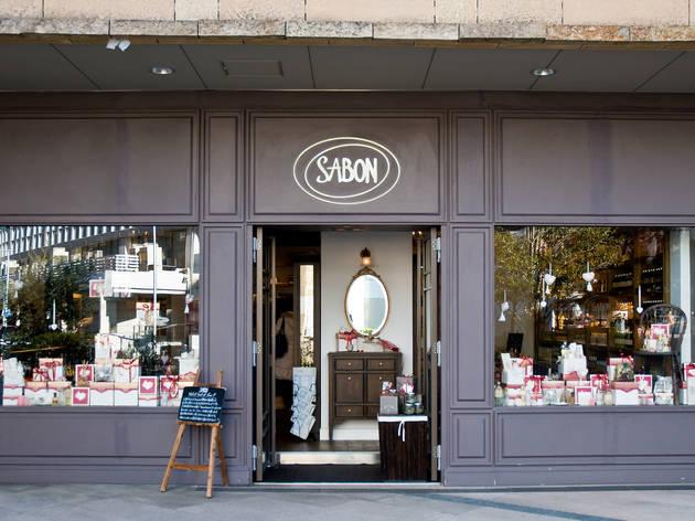 SABON 六本木ヒルズ店