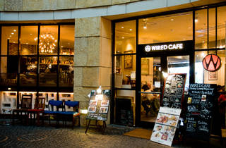 WIRED CAFE Dining Lounge 六本木ヒルズ店
