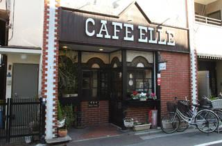 CAFE ELLE