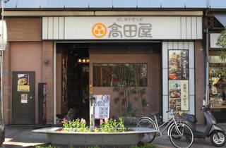 北前そば 高田屋 浅草店