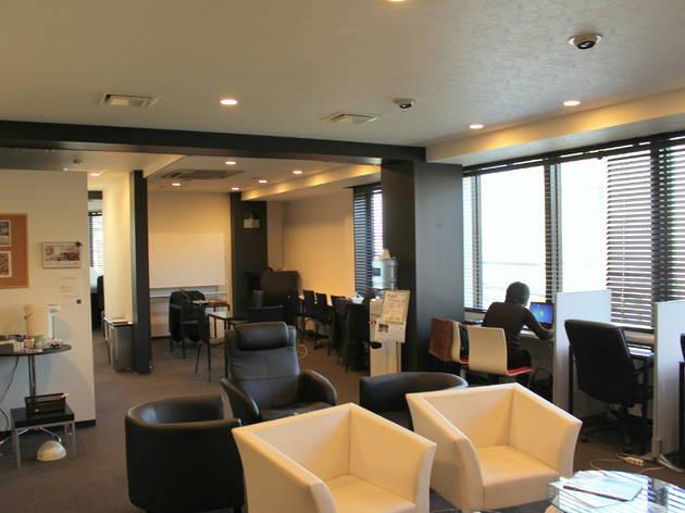 勉強カフェ 北参道ラーニングスタジオ