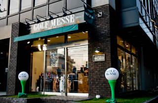 GOLF MESSE 六本木店