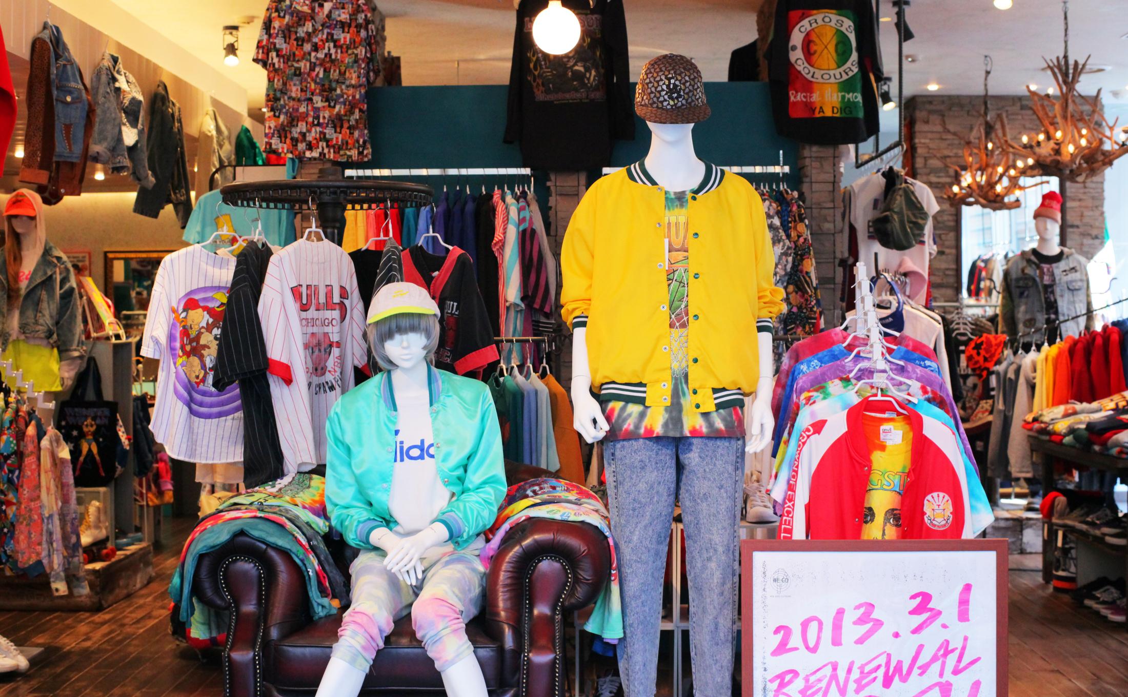 WEGO 渋谷店