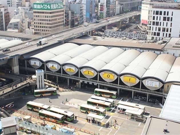 TOYOKO LINE SHIBUYA Station Park~『ありがとう』と『さよなら』の3日間~