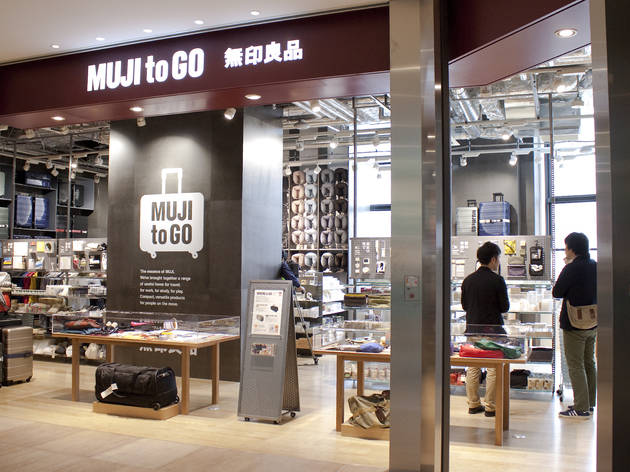 muji to go shopping in marunouchi tokyo. Black Bedroom Furniture Sets. Home Design Ideas