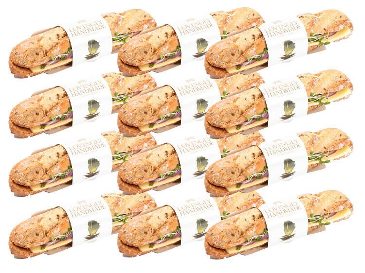 Vote for your favourite Pret sandwich