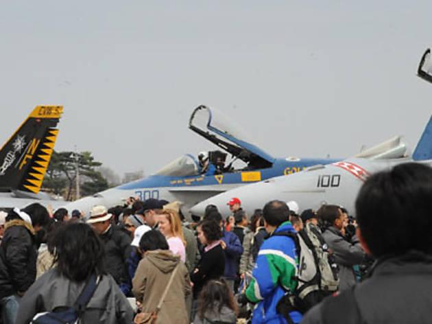 日米親善春祭り 2013