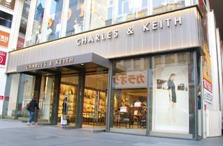 CHARLES & KEITH 原宿本店