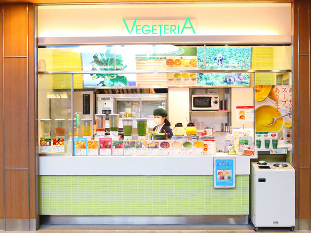 VEGETERIA エキュート上野店