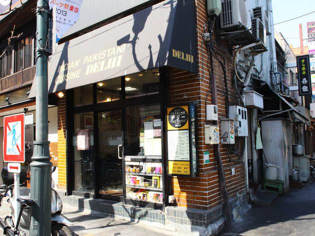 デリー 上野店