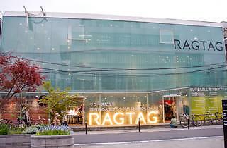 ラグタグ 原宿店
