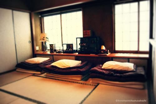 Anne Hostel Tokyo