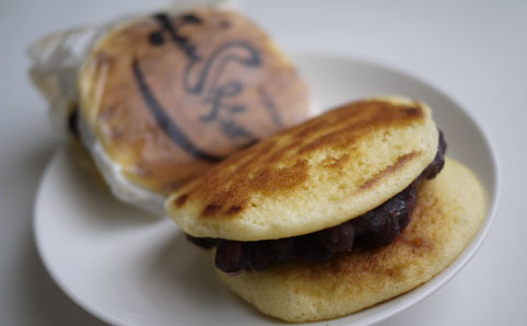 Accessorise your tea with animal-print pancakes...