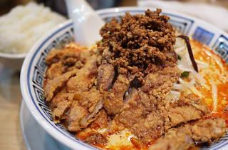 希須林 赤坂 担々麺専門店