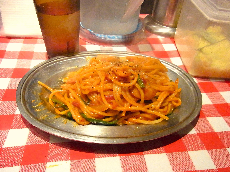 スパゲッティーのパンチョ 新橋店