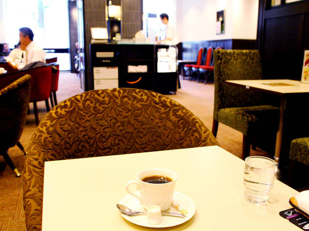 喫茶室ルノアール 新宿靖国通り店