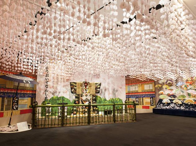歌舞伎座ギャラリー