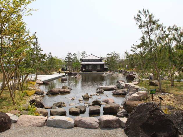 Futako-Tamagawa Park