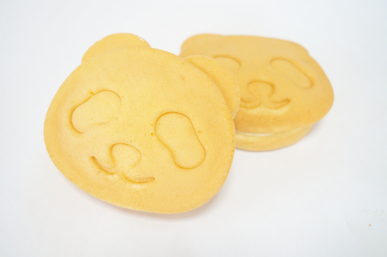 panda waffles