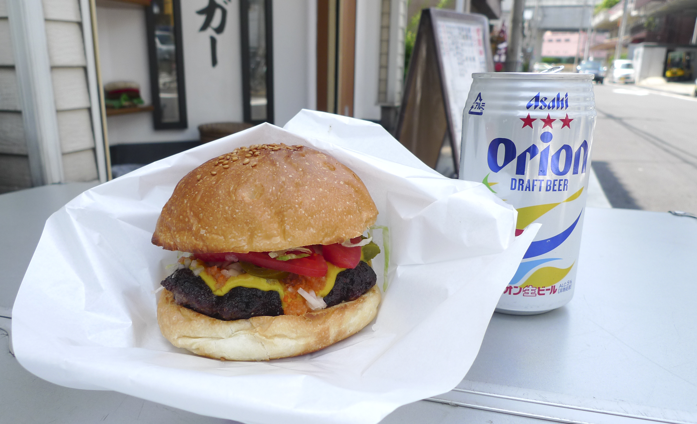 Yokozuna Burger