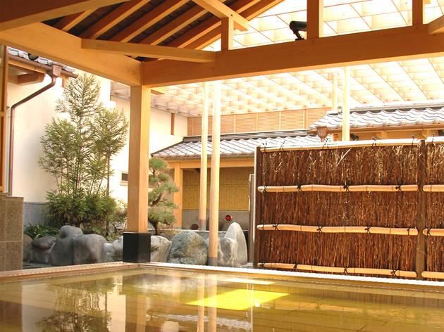 Tokyo Somei Onsen Sakura