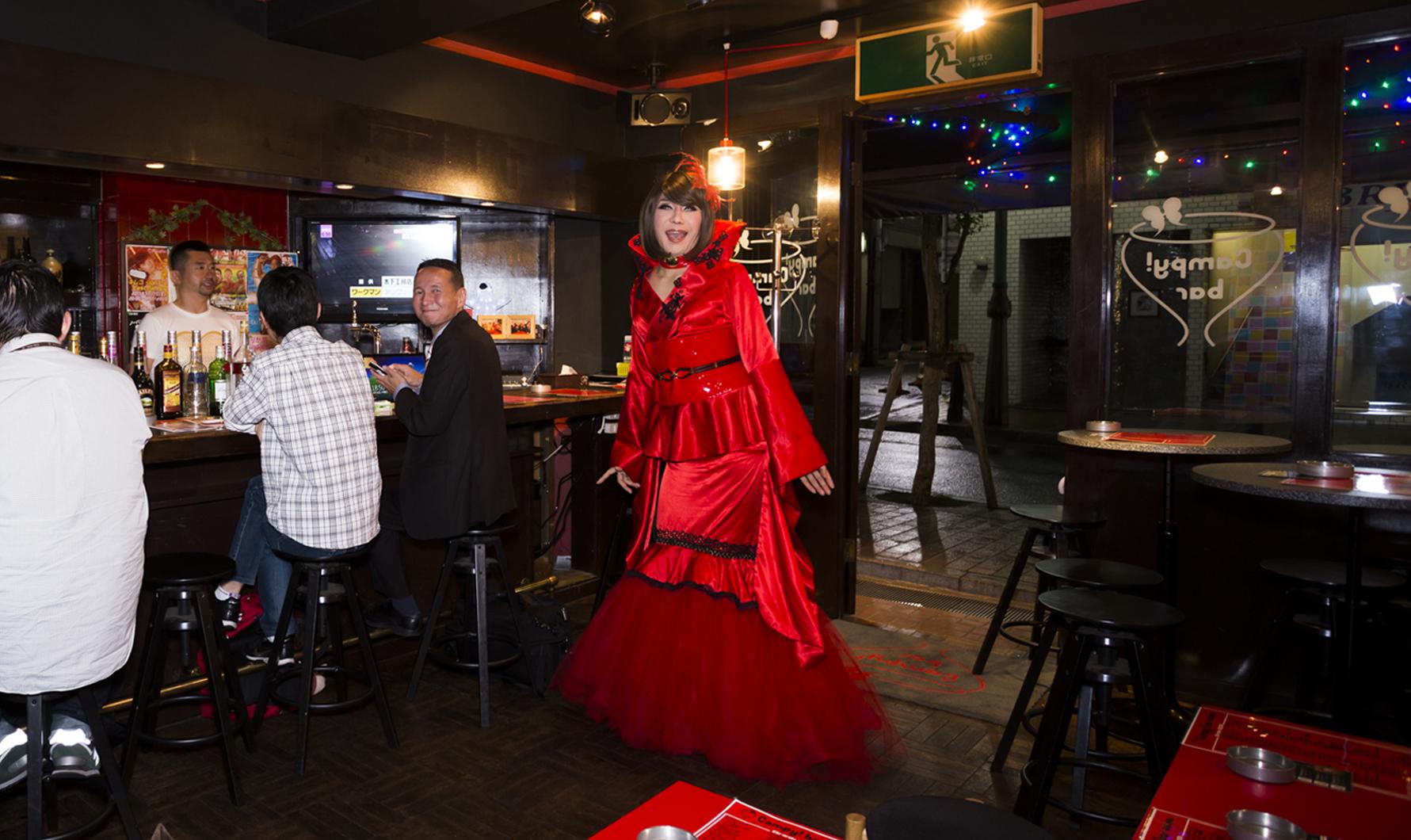 Gay bar tokyo