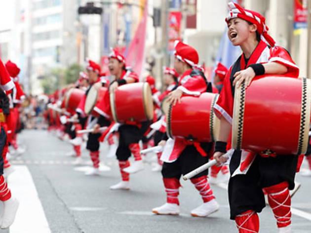 新宿エイサーまつり 2013