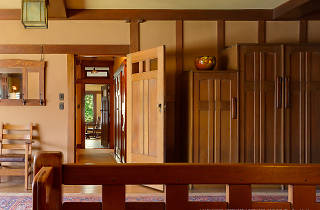 Upstairs-Downstairs at the Gamble House