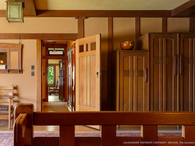 Upstairs-Downstairs at the Gamble House | Things to do in Los Angeles