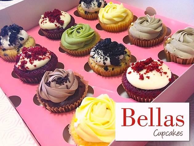 Bellas Cupcakes Truck
