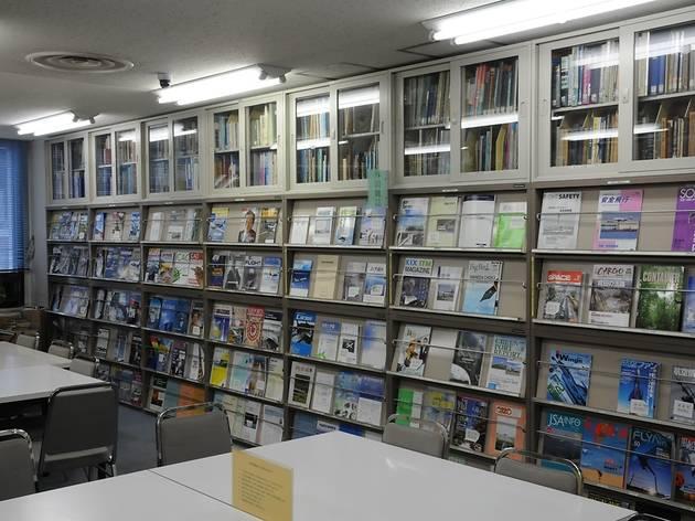 航空図書館