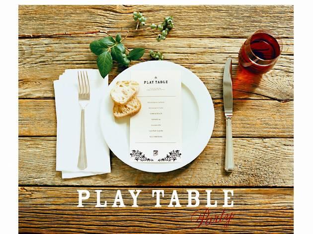 ジャワティ PLAY TABLE PARTY Vol.2 お惣菜とパンの美味しい関係