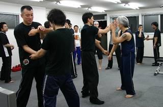 Chien Wing Chun Kung Fu