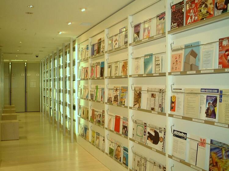 広告図書館