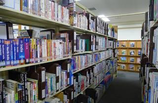 【一時閉館】旅の図書館