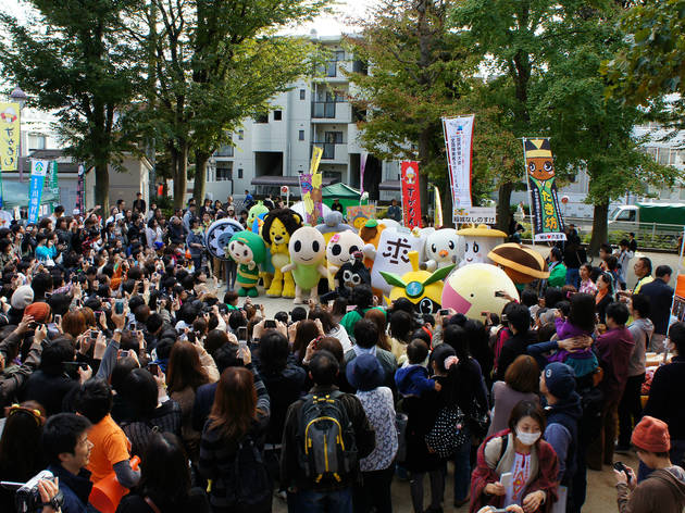 Koenji Fes 2013