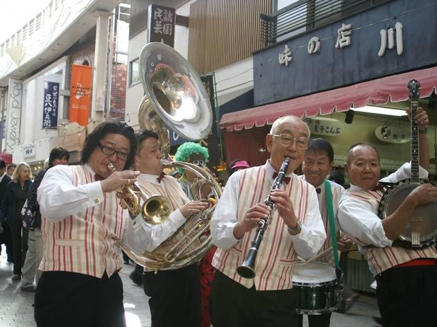 Asagaya Jazz Streets 2013