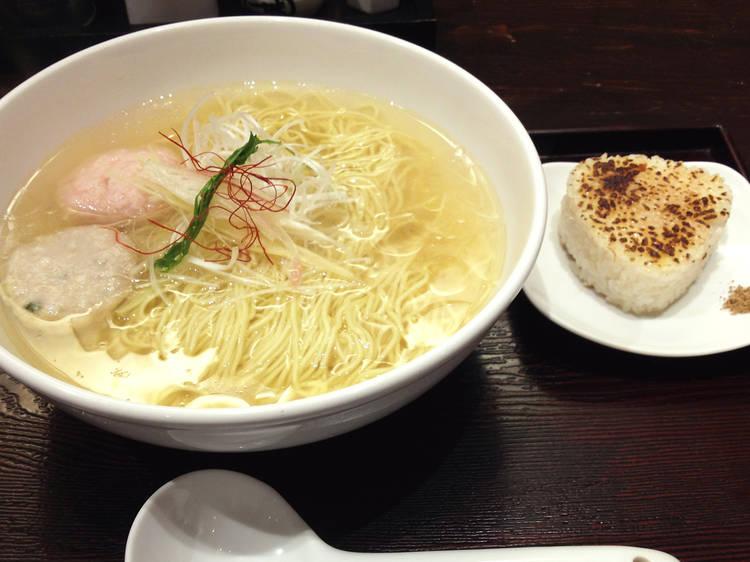 麺屋 海神 新宿店