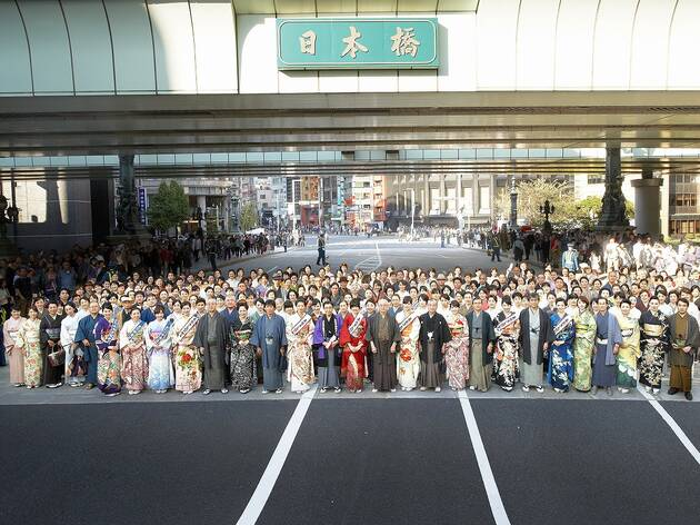 TOKYO KIMONO WEEK 2013 ~きもの・和・日本橋~