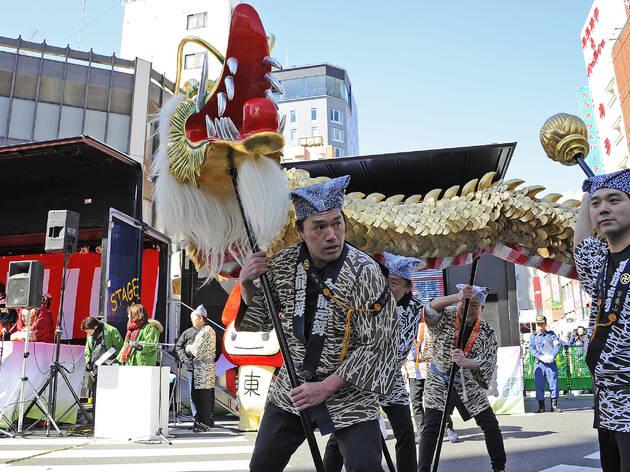 東京大マラソン祭り 2014