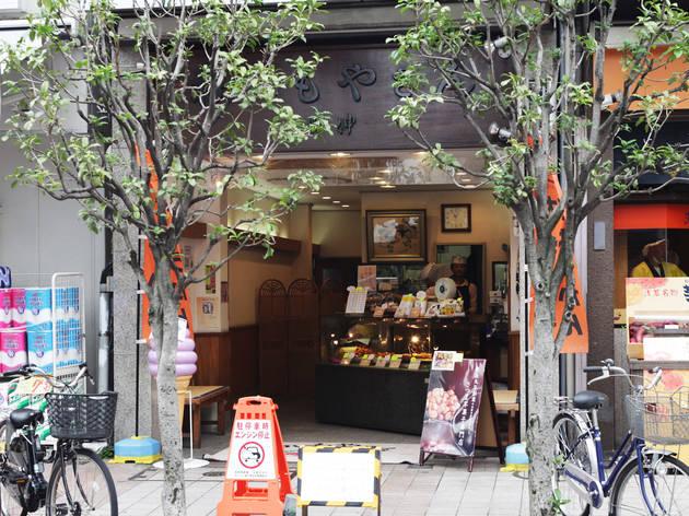 おいもやさん興伸 浅草オレンジ通り店