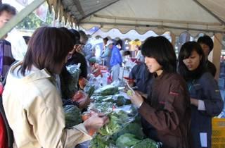 第2回 明治大学黒川農場 収穫祭(2013)