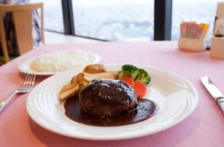 タワーレストラン昭和