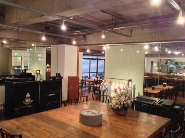 観音橋食堂
