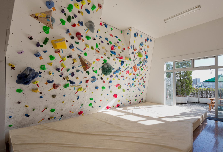 APEX Climbing Gym 四谷三丁目店、新宿西口店