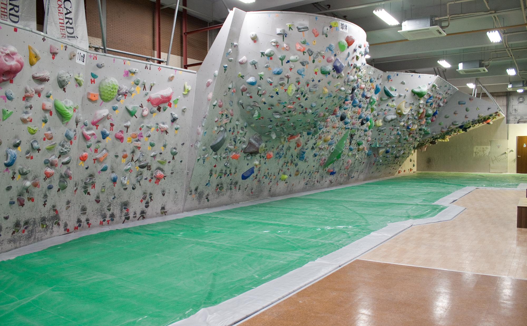 Rocky Bouldering Club