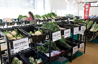 JA東京中央 ファーマーズマーケット 二子玉川