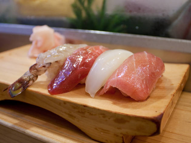 【寿司】大和寿司