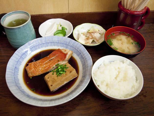 Washoku Kato