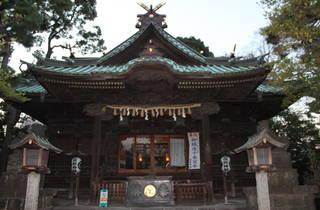 Ebara Shrine